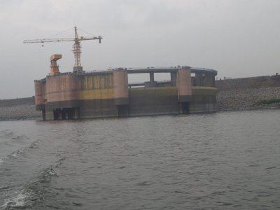 インドネシア PJT2(第二水管理公社) ジャティルフルダム