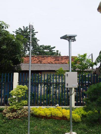 インドネシアPJT2に設置